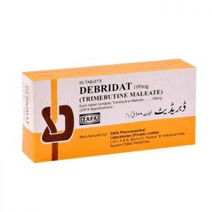 tác dụng của thuốc debridat