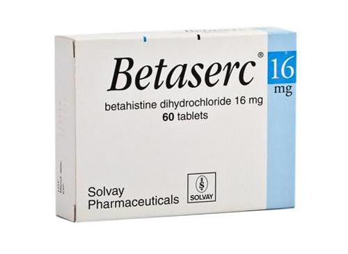 Betaserc 16 là thuốc gì, được sử dụng để điều trị bệnh gì?