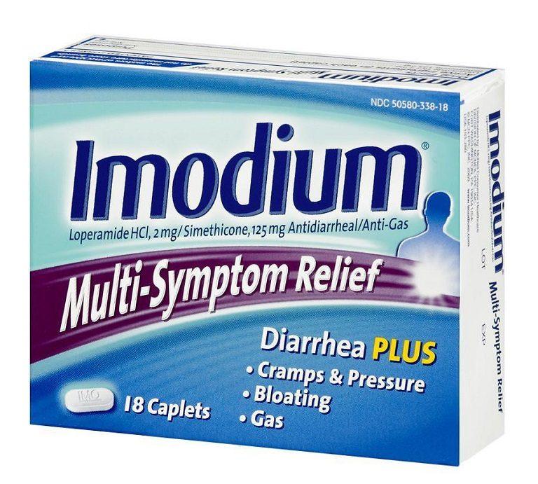 Thuốc imodium là thuốc gì? Công dụng và các sử dụng thuốc imodium?