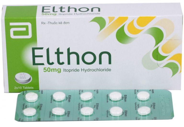 Thuốc Elthon có tác dụng gì? Chỉ định dùng cho những trường hợp nào?
