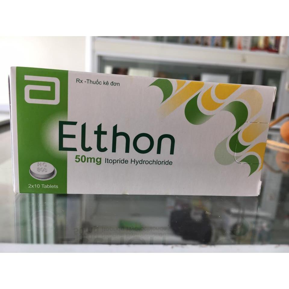Thuốc Elthon trị bệnh gì