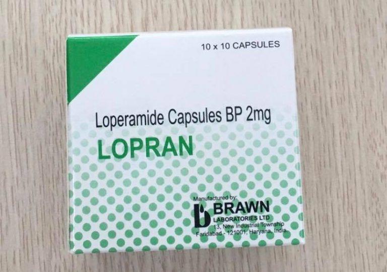 Thuốc Lopran là thuốc gì? Công dụng và liều dùng như thế nào?