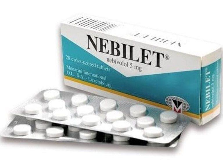 Thuốc Nebilet là thuốc gì? thuốc có tác dụng gì?