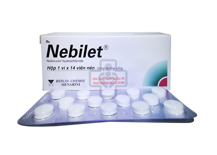 nebilet là thuốc gì
