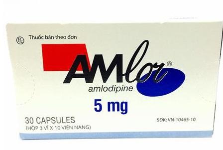 Thuốc Amlor có tác dụng gì? Giá thuốc Amlor 5mg của Pháp là bao nhiêu?