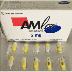 thuốc amlor 5mg