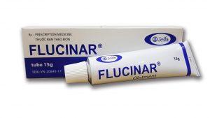 Thuốc Flucinar dùng để khắc phục một số bệnh về da
