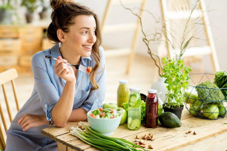 Thế nào là chế độ ăn uống lành mạnh và lợi ích của chế độ này