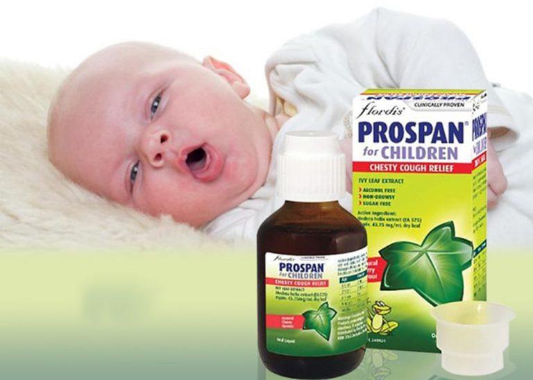Thuốc ho Prospan Úc uống thế nào để mang lại hiệu quả cao?