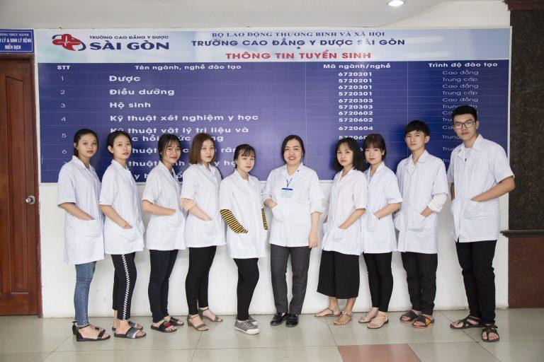 Cao đẳng Dược Sài Gòn địa chỉ ở đâu?