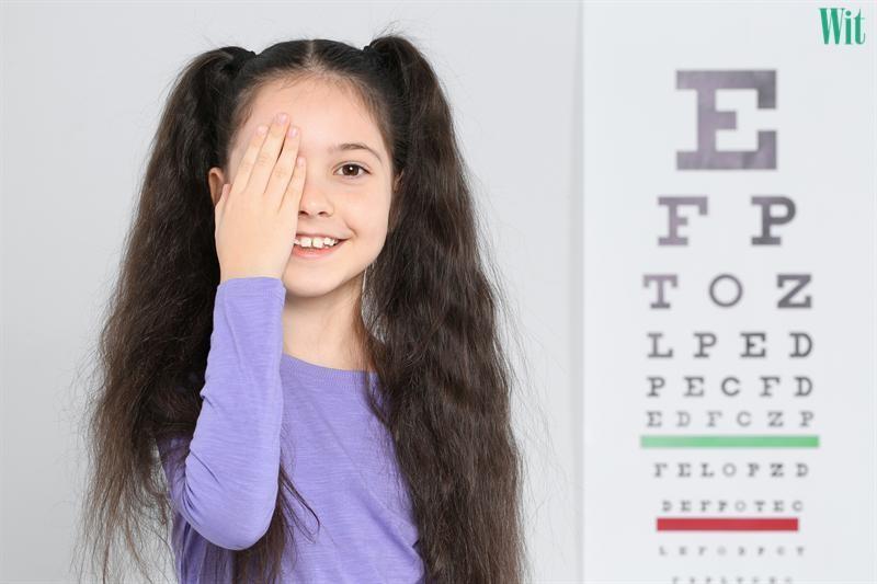 Thuốc bổ mắt cho trẻ em